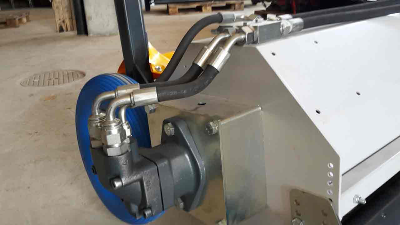Hydraulischer Antrieb